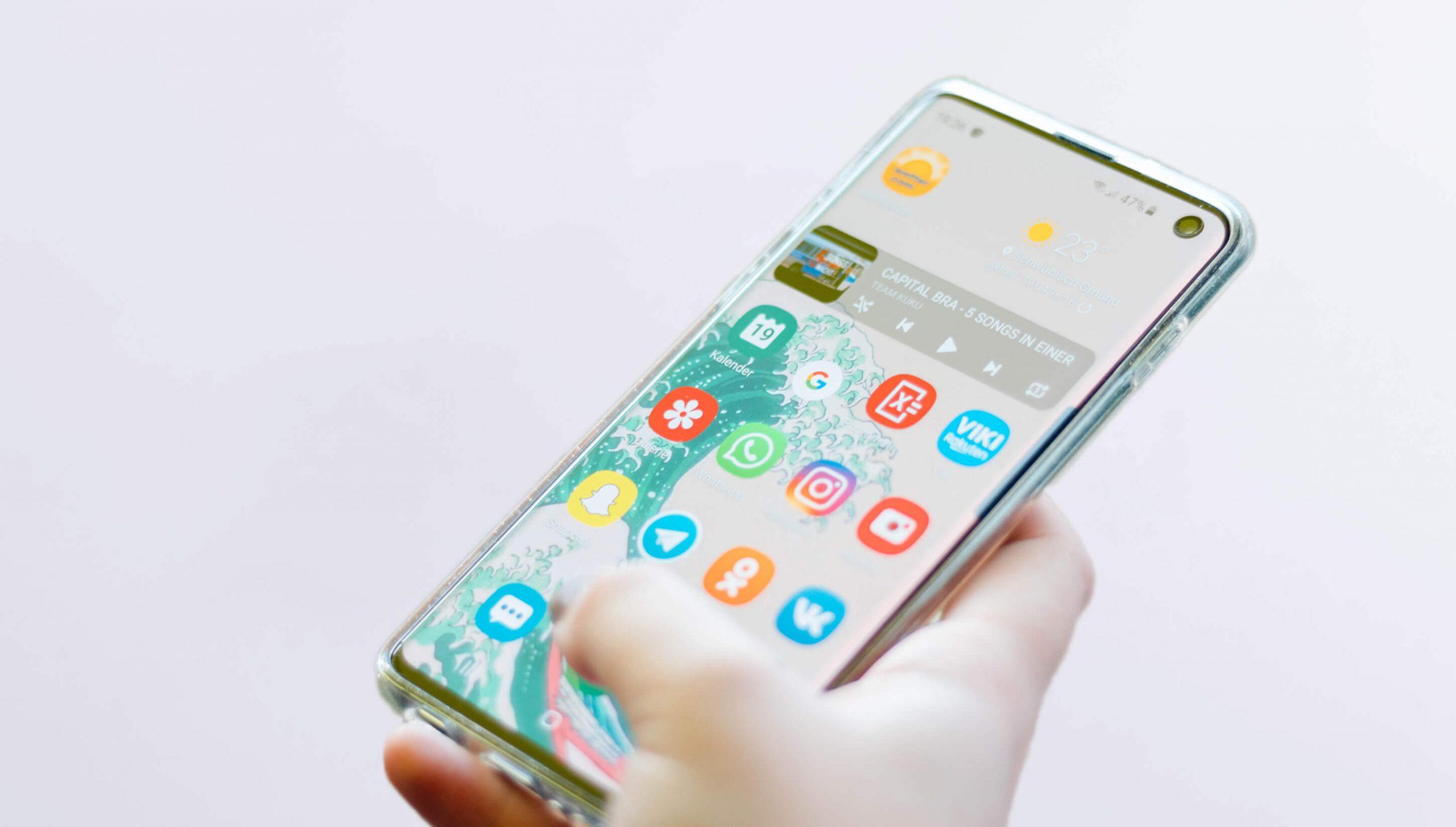 Samsung case study